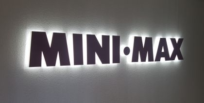 Рекламная вывеска заказать Минск